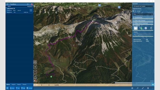 Gpsies Karte.Pirkite Geometerpro 10 Microsoft Store Lt Lt