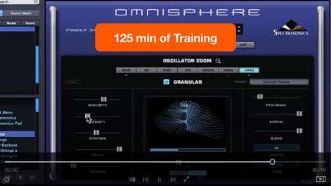 Course For Omnisphere 2 101. Screenshots 2