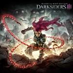 Darksiders III - Blades & Whip Edition Logo