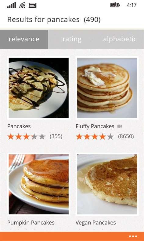 Allrecipes Screenshots 2