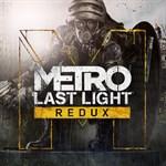 Metro: Last Light Redux Logo