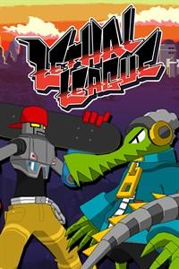 Carátula del juego Lethal League