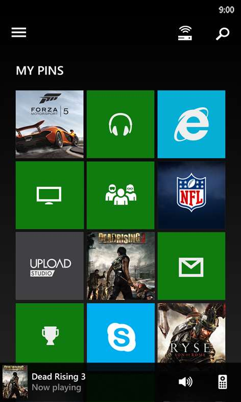 get xbox one smartglass microsoft store. Black Bedroom Furniture Sets. Home Design Ideas