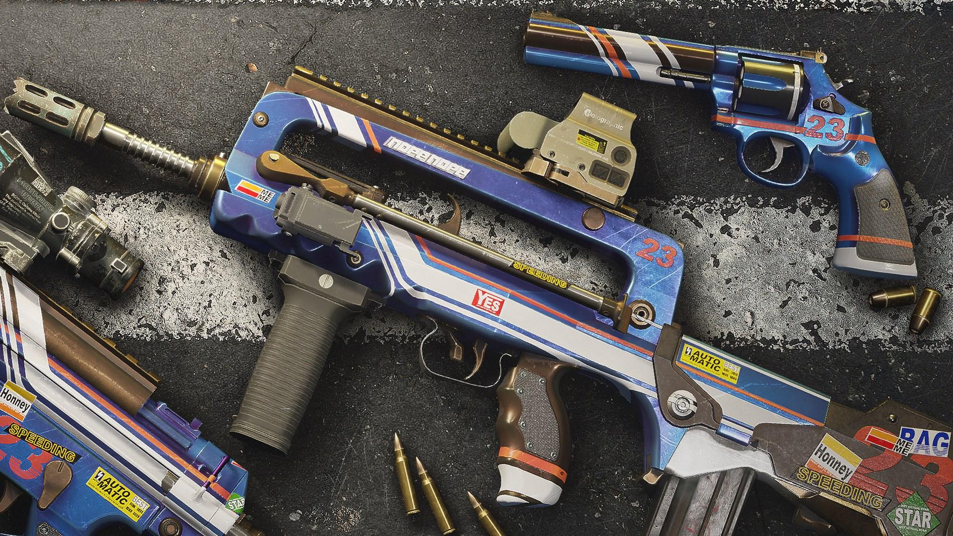 Buy Tom Clancy's Rainbow Six Siege: Racer GIGN Pack