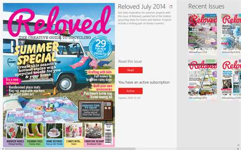Reloved Screenshots 1