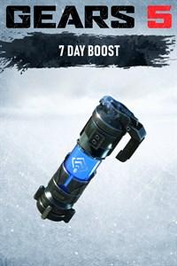 Carátula del juego Boost: 7 Day bonus