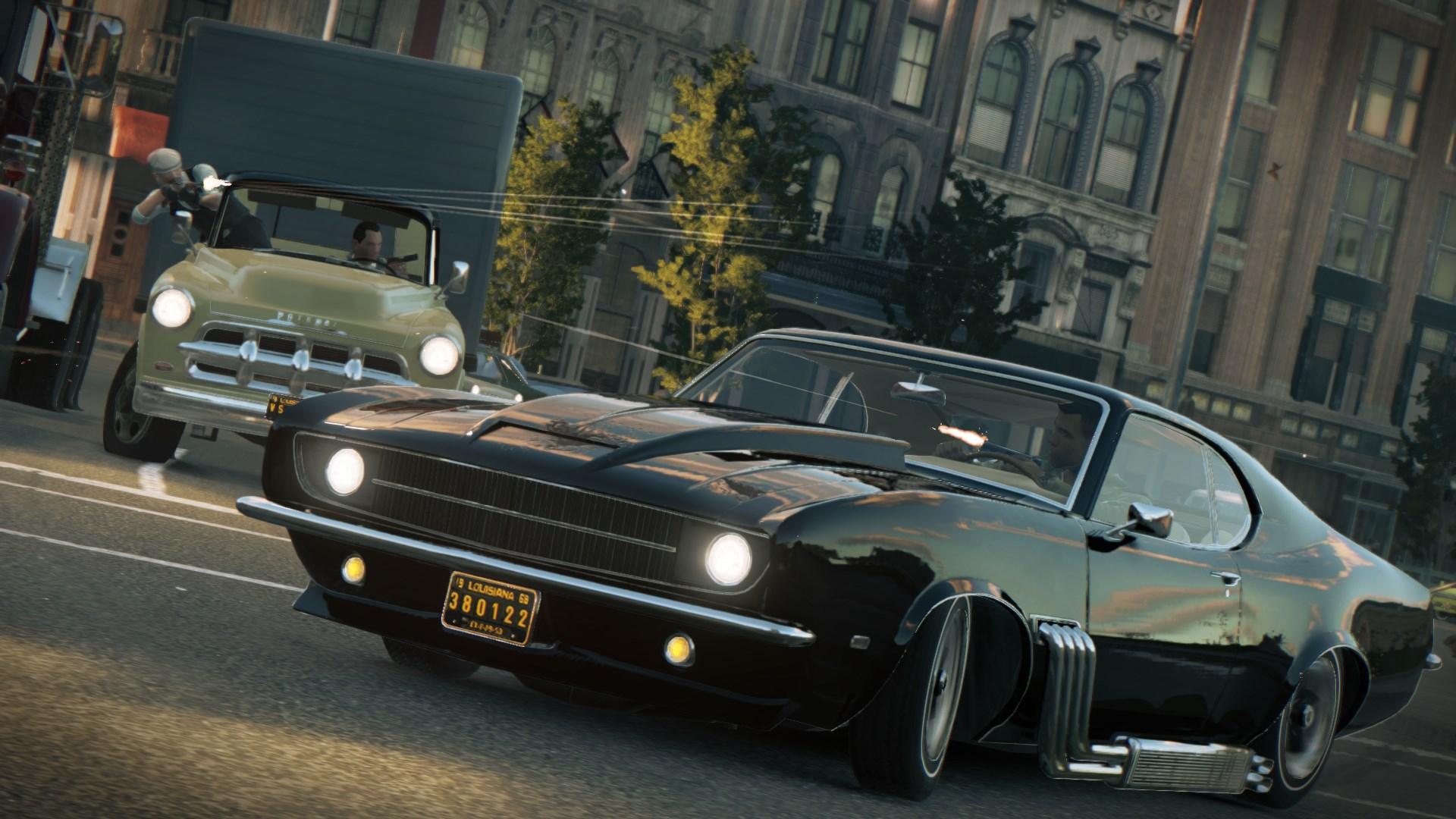 Скриншот №8 к Mafia III Definitive Edition