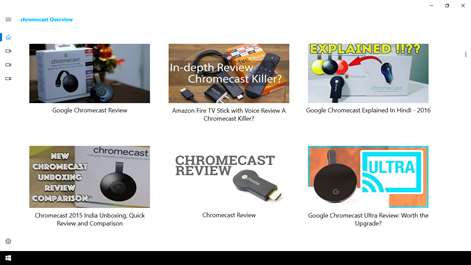 chromecast guide Screenshots 1