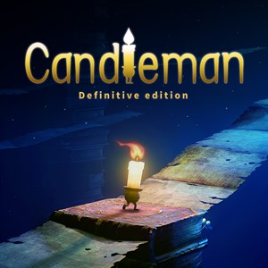 Candleman Definitive Edition Xbox One