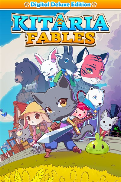 Kitaria Fables: Deluxe Edition