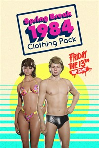 Carátula del juego Spring Break '84 Clothing Pack