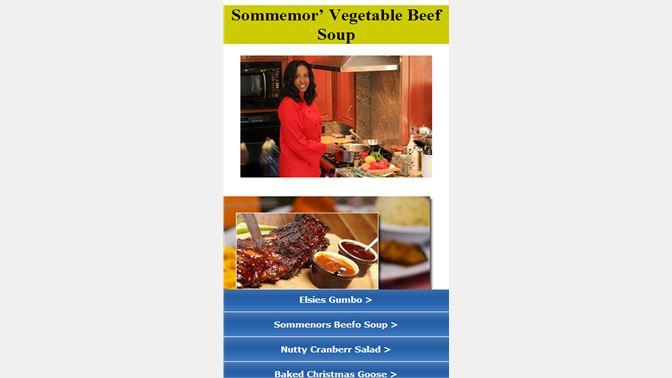 Get soul food recipes microsoft store en ug screenshot forumfinder Images