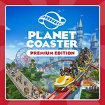 Planet Coaster: Premium Edition Logo