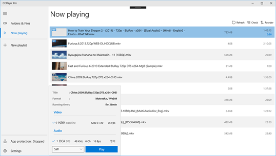 CCPlayer Pro screenshot 3
