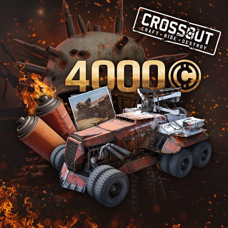 Crossout - Horsemen of Apocalypse: War (Deluxe Edition)