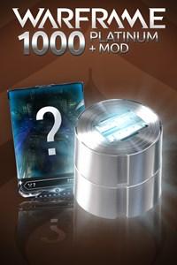 Warframe®: 1000 Platinum + Mod
