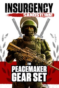 The Peacemaker Gear Set