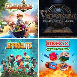 Merge 10th Anniversary Bundle Xbox One
