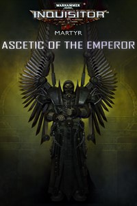 Carátula del juego Warhammer 40,000: Inquisitor - Martyr   Imperial decoration