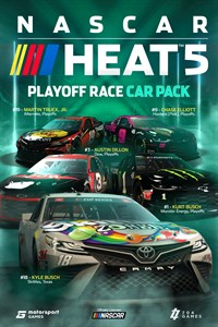 NASCAR Heat 5 - Playoff Pack