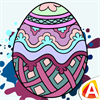 Easter Eggs Paint
