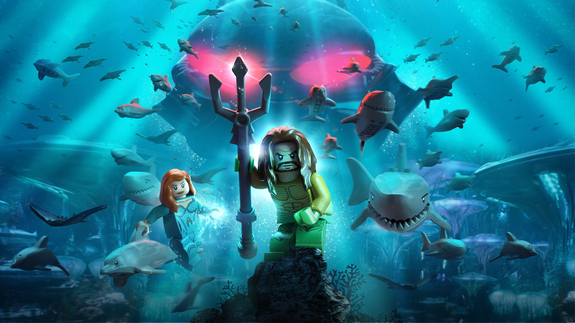 LEGO® Súper-Villanos DC Lote de paquetes de Aquaman