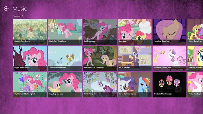 Get My Little Pony Portal - Microsoft Store en-ET