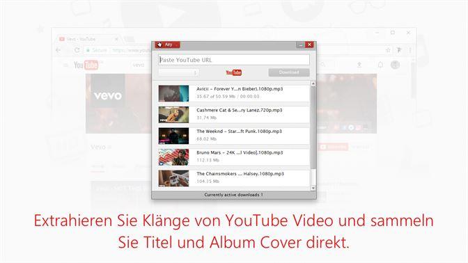 Airy Video Und MP3 Musik Downloader Fur Youtube Kaufen Microsoft