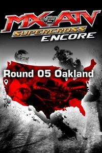 Carátula del juego 2017 SX Round 05 Oakland