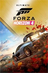 Carátula del juego Forza Horizon 4 Ultimate Edition
