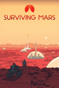 Carátula para el juego Surviving Mars de Xbox 360