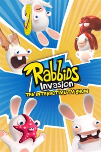 Carátula del juego RABBIDS INVASION - PACK #1 SEASON ONE