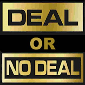 Deal Or No Deal Sign Up