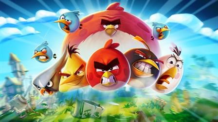 angry birds google drive