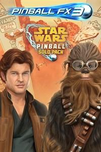 Carátula del juego Pinball FX3 - Star Wars Pinball: Solo Pack
