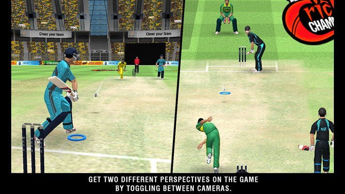 World Cricket Championship 2 comes to Windows Phone 7