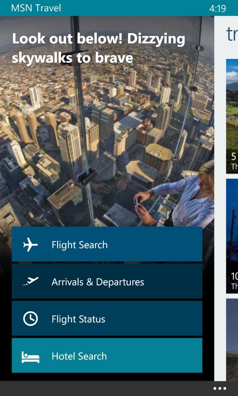 MSN Travel