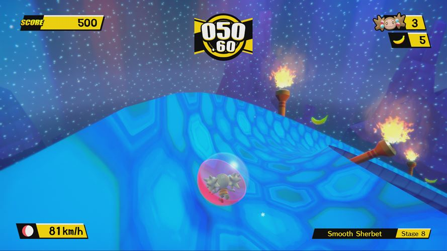 Super Monkey Ball: Banana Blitz HD Screenshot
