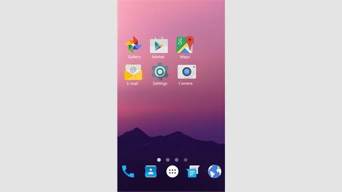 Buy Android 7 0 Launcher Nougat - Microsoft Store