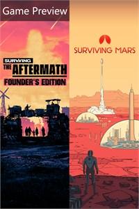 Carátula para el juego Surviving Franchise Bundle de Xbox 360