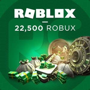 22,500 Robux for Xbox Xbox One