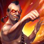 Mortal Warrior Logo