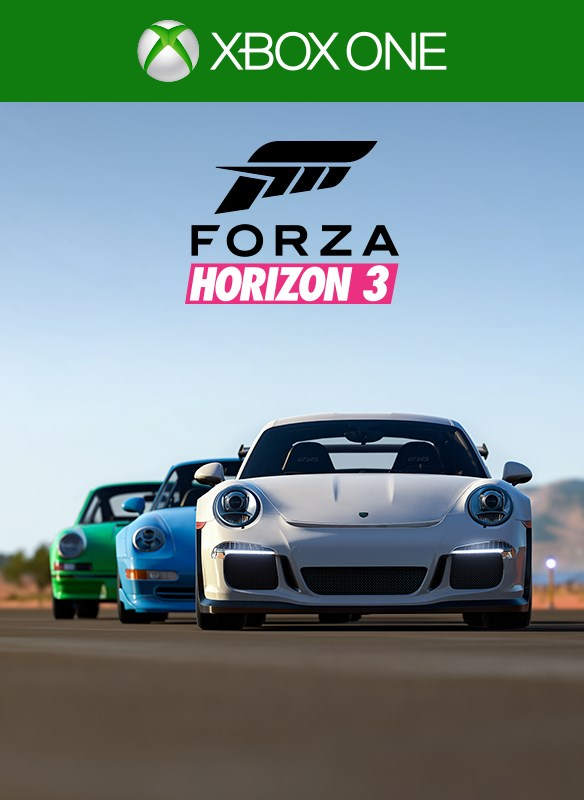 forza horizon 3 porsche car pack on xbox one. Black Bedroom Furniture Sets. Home Design Ideas
