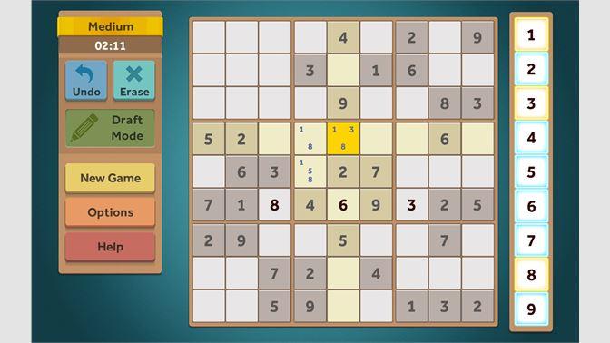 Get Sudoku: Classic - Microsoft Store