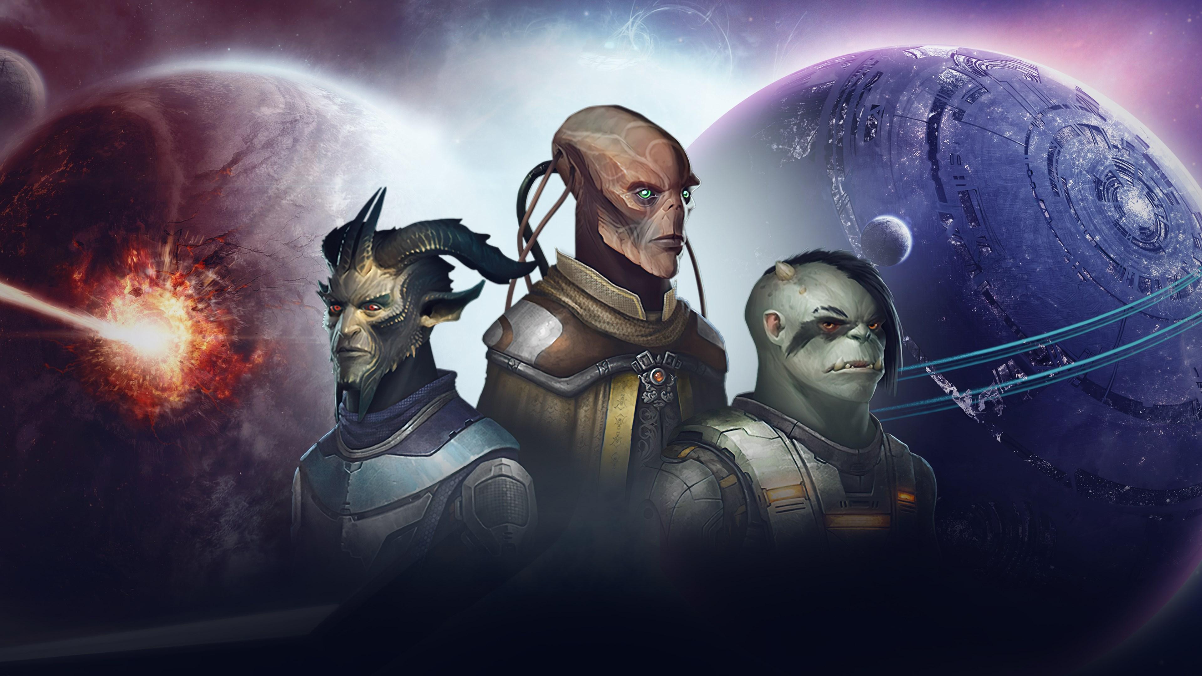Скриншот №6 к Stellaris Console Edition - Expansion Pass Two