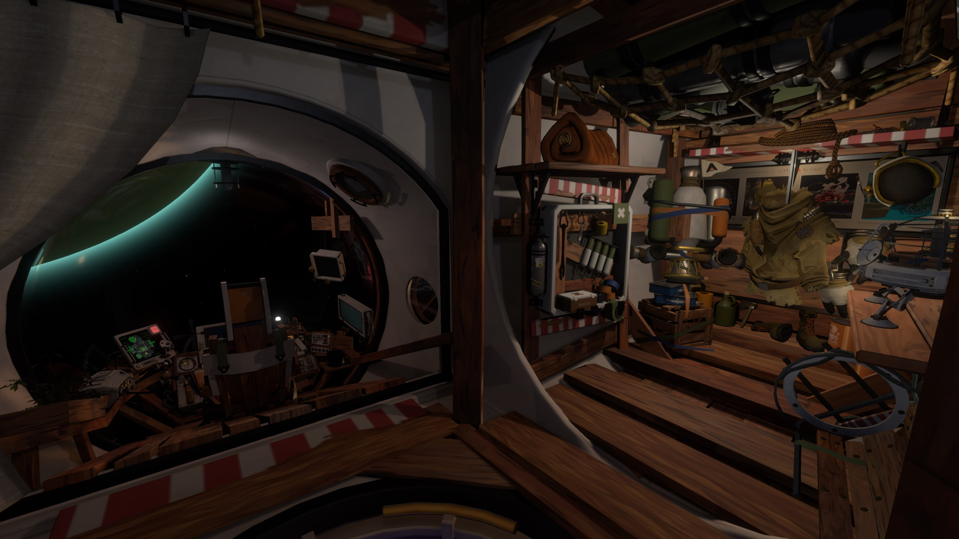Скриншот №10 к Outer Wilds