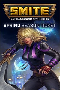 Carátula del juego SMITE Season 4 - Season Ticket - Spring Split Bundle