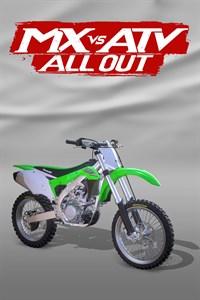 Carátula del juego 2017 Kawasaki KX 450F