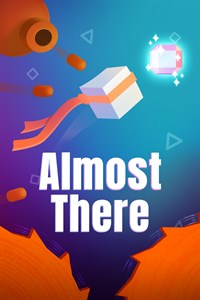 Carátula del juego Almost There: The Platformer