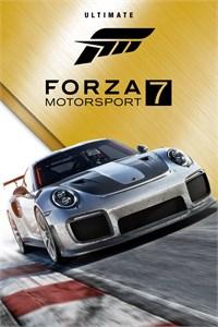 Edição Suprema do Forza Motorsport 7